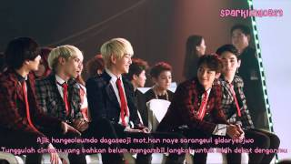 [INDO SUB] SHINee - Stand by Me