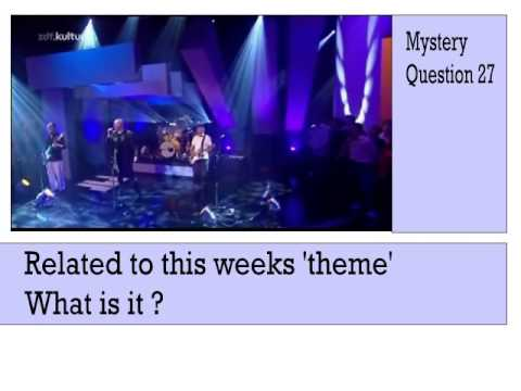 The Phoenix Quiz : Next Lyric Round April 2013