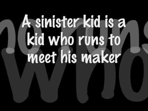 The Black Keys - Sinister Kid (with lyrics)