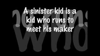 The Black Keys - Sinister Kid (with lyrics)