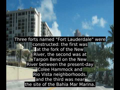 Fort Lauderdale - Facts, History, Economy