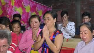 Lễ tang cụ bà : Nguyễn Thị Khen - ấp Tân Hòa - xã Nguyễn Huân Đầm Dơi Cà Mau