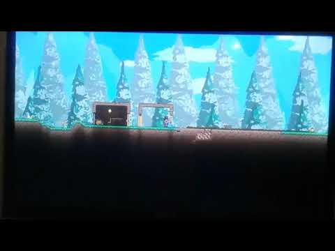 Houses for days Terraria part2