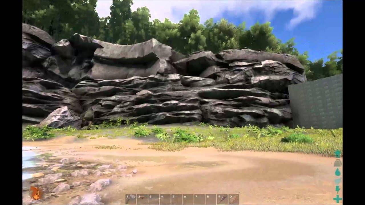 Ark Survival Evolved - Best Base Designs EP  2 by DC PRO