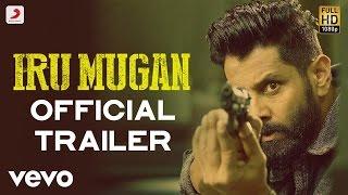 Iru Mugan - Official Trailer | Vikram, Nayanthara | Harris