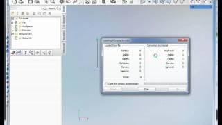 KOMPAS-3D to SprutCAM. Integration demonstration.