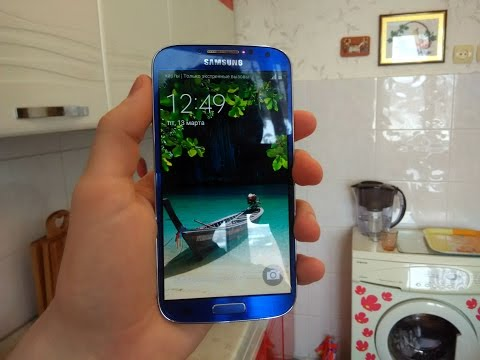 ЧЕСТНЫЙ ОБЗОР Samsung Galaxy S4 (honest review)