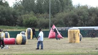 Hay River NT NWT OTC (Old Town Challenge) 2011 clip 4