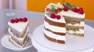 КАКОЙ ТОРТ ПРИГОТОВИТЬ ОСЕНЬЮ Рецепт пряного торта Вкусный торт с пряностями на осень 2020