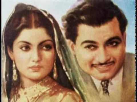 Dil Mera Tera Diwana Madhubala Zevari, Talat Mehmood Apni Izzat 1952