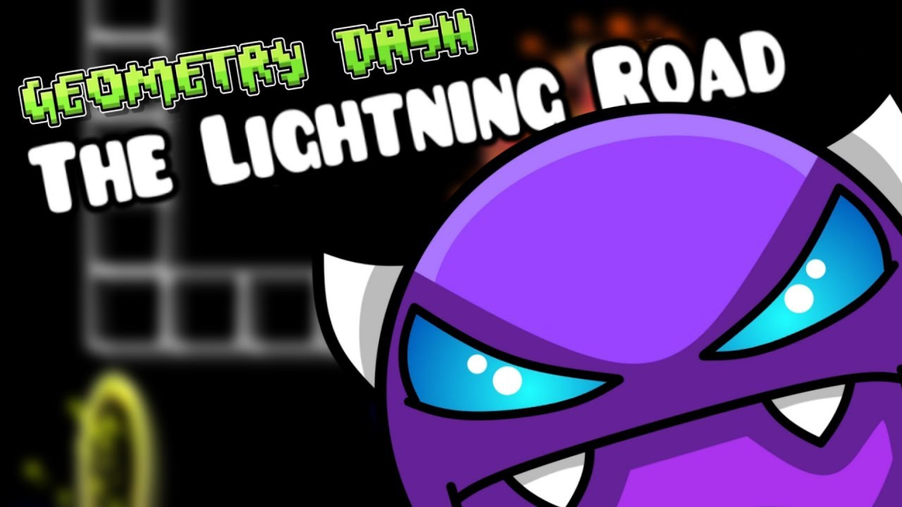 how to make 2.1 lightning in geometry dash