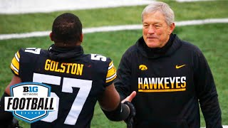 Hawkeyes Bring In Lots Of Offenisve Line Talent With Top 25 Class   Big Ten Football   Signing Day