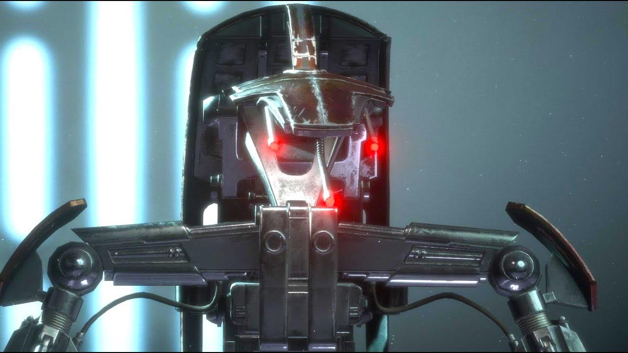Star Wars Battlefront 2 Droideka Gameplay Highlights