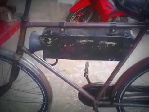 Sepeda Onthel Unik Dan Klassik Full Modif Youtube