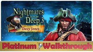 Nightmares from the Deep 3: Davy Jones Platinum Walkthrough - Trophy & Achievement Guide