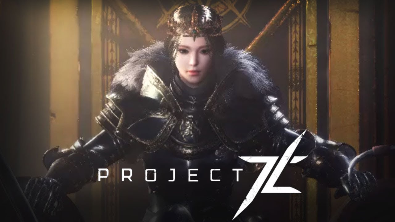 Project TL Trailer and Cinematic Gameplay - Unreal Engine ...