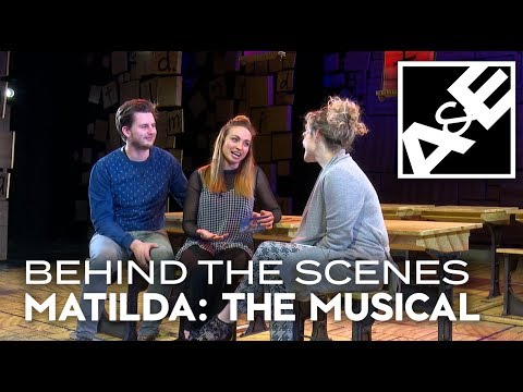 Meet the Stars of Matilda: The Musical!