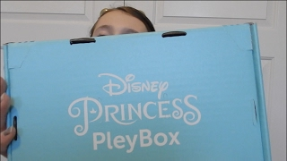 Disney Princess Pleybox Subscription Box | Kelli Maple thumbnail