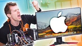 Apple won\'t like this... - Run MacOS on ANY PC
