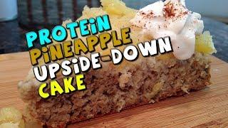 Pineapple Upside-Down Cake Recipe (Low Fat)