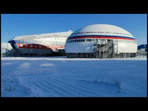 Russia Just Unveiled Its New North Pole Nuke Base