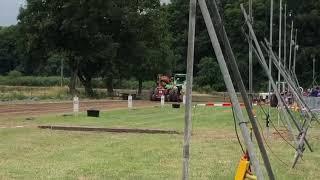 Jeroen Peppelenbos Same minitaurus 60 trekkerslep Diepenveen 2019 2800 kg