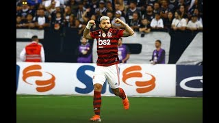 Gol de Gabigol - Corinthians 1 x 1 Flamengo - Narração de Nilson Cesar
