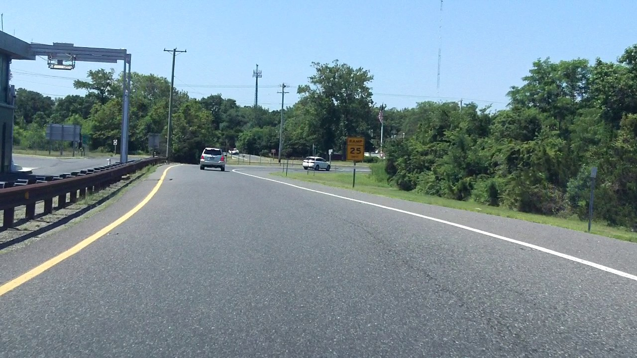 Garden state parkway exit 4 southbound youtube for Watch garden state online free