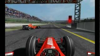 F1 Challenge 2007 Reflex