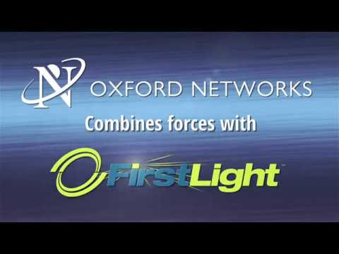 Oxford Networks Combines Forces with FirstLight Fiber