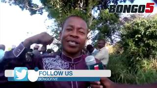 STEVE NYERERE: Bongo Fleva hawana hofu na Mungu/ kwenye msiba Bongo Movie tunaungana
