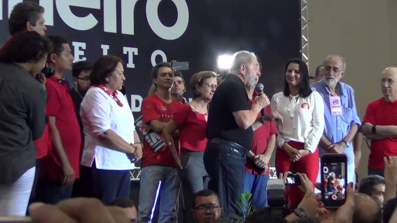 Resultado de imagem para Lula em natal RN