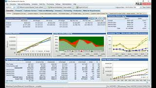 PULSE Dashboard for Accounting Personnel