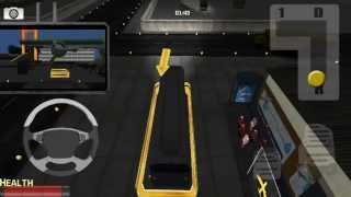 Airport Bus Simulator 3D Gameplay (Android) (1080p)