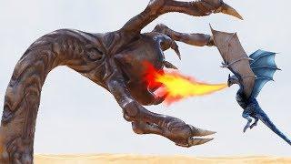 НАШЕЛ ОГРОМНОГО ЧЕРВЯ POOKIE, ВЫРАЩИВАЕМ ВИВЕРНУ!   Day of Dragons