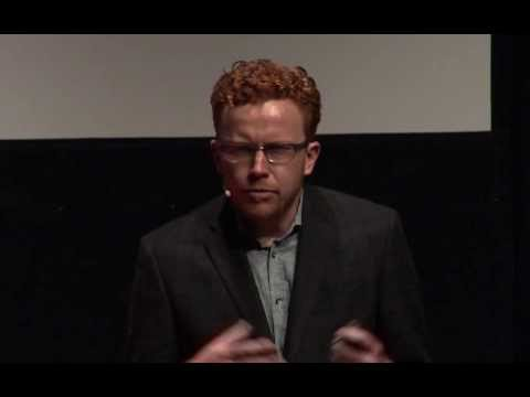 The grammar of social change: Dave Oswald Mitchell at TEDxRegina