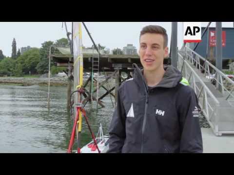 Autonomous boat prepares for Atlantic crossing