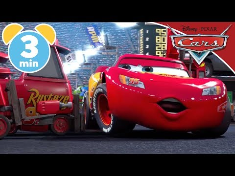 Cars | Rearview Replay: Tongue Tie | Disney Junior UK