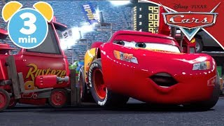 Cars | Rearview Replay: Tongue Tie | Disney Junior UK
