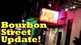 Bourbon Street Update - Riding Shotgun