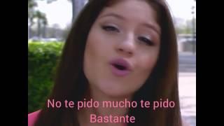 NO TE PIDO MUCHO LETRA SOY LUNA 2 (Videoclip)