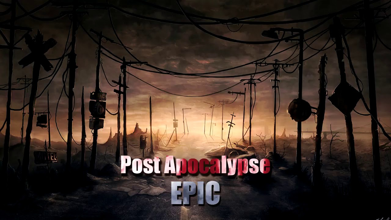 Dark Military Post-apocalyptic Epic Music! Powerful soundtrack