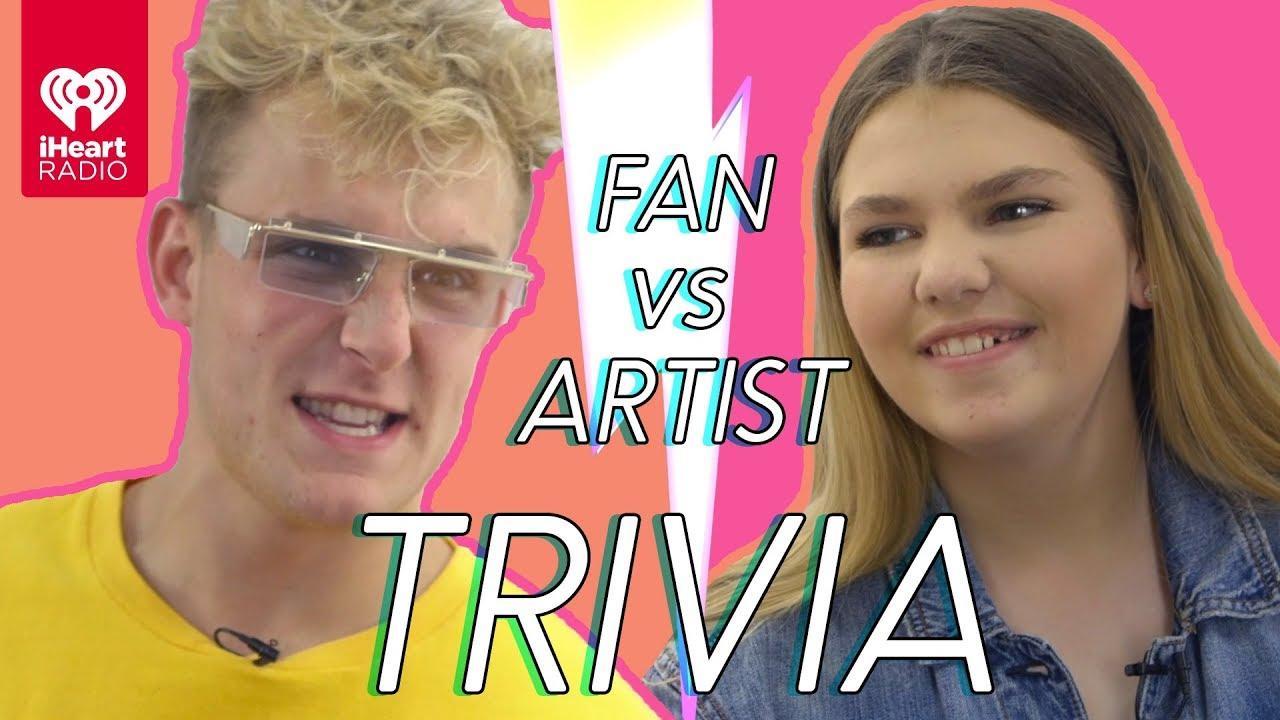 24cc5508b Jake Paul Challenges Super Fan In Trivia Battle