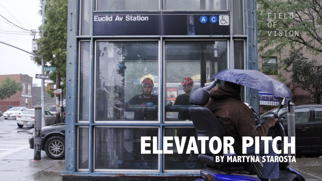 Elevator Pitch | TIME