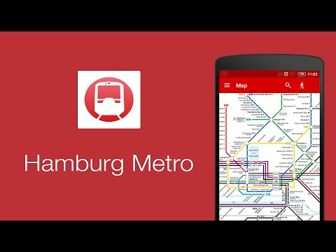 Hamburg Metro on Android
