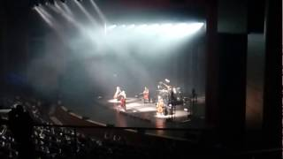 Apocalyptica – Battery @ 23 04 2017 Moscow