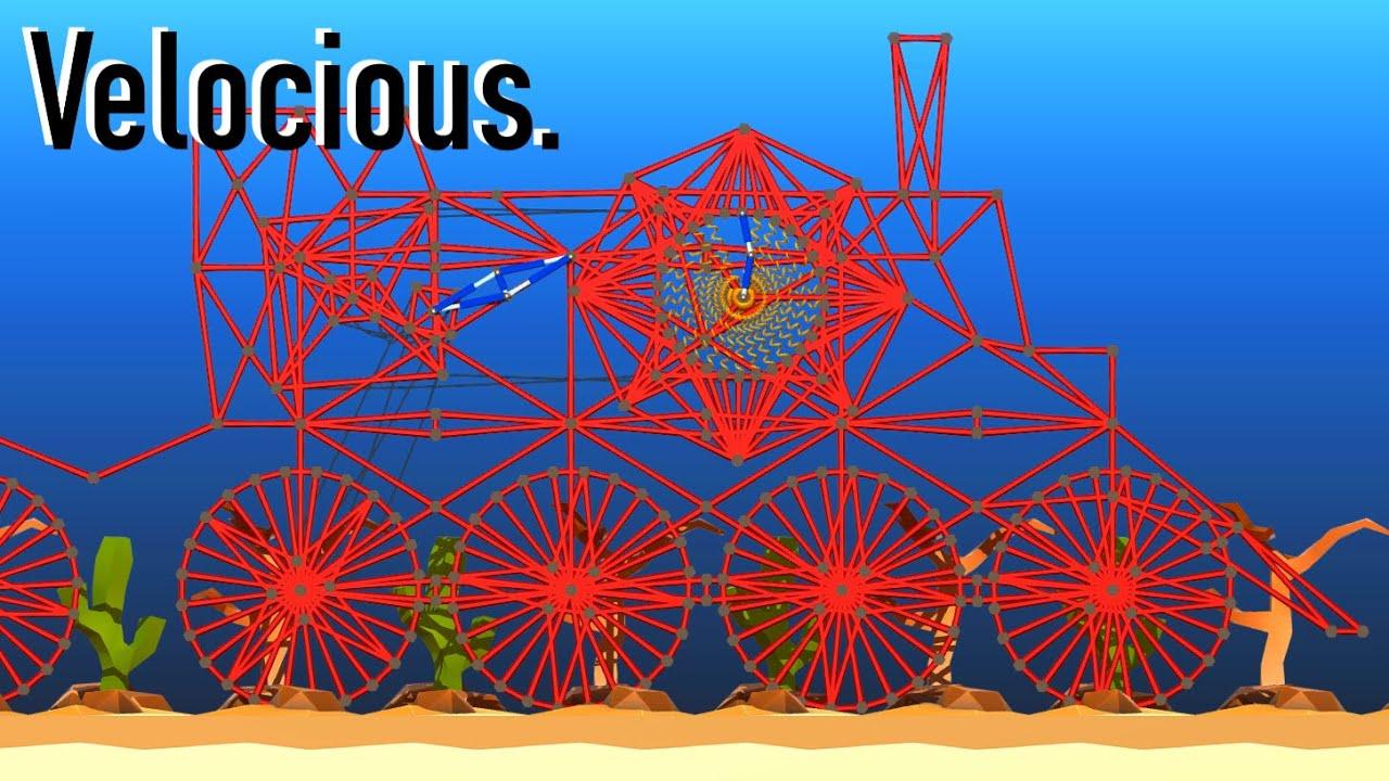 Download Using Glitches to Make a Train in Poly Bridge 2