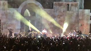 Coldplay - Yellow (Live at The Citadel, Amman) - Nov 2019