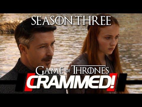 Game Of Thrones  Season 3 ULTIMATE RECAP!
