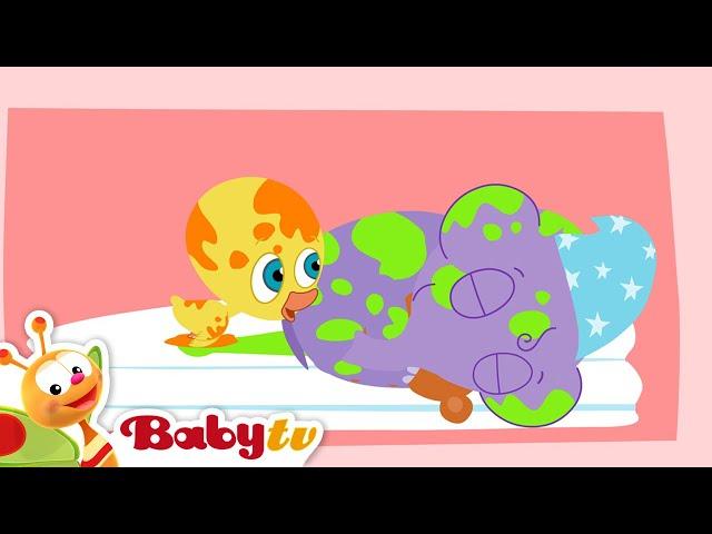Helemaal bedekt met modder - Bath Tubbies, BabyTV Nederlands
